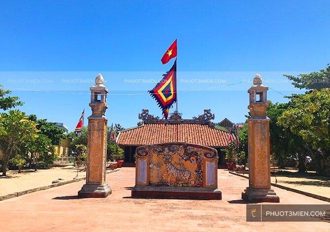 Đình Làng An Vĩnh Lý Sơn