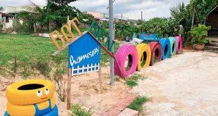homestay bọt biển tại Phan Thiết