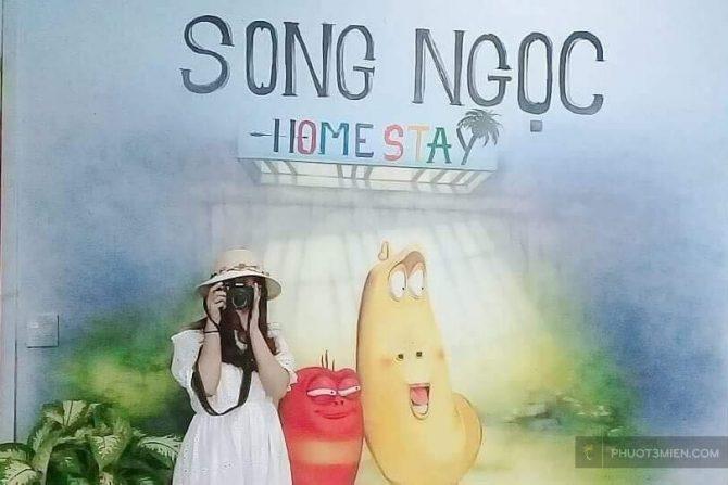 homestay song ngọc ở Phan Thiết