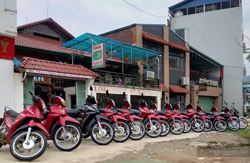 linh motobike