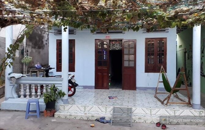 nắng homestay