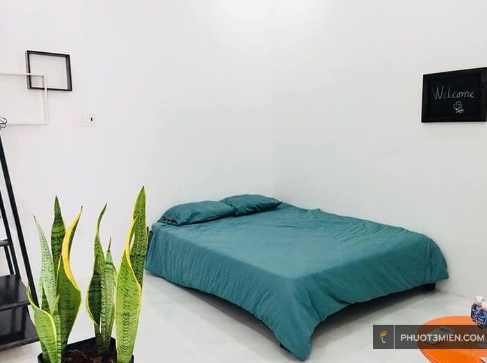 phòng ngủ tại Lim house homestay