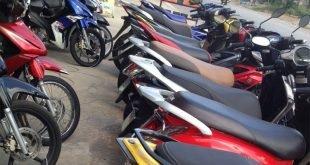 thuê xe máy ở nam định
