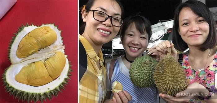ăn vặt ở singapore