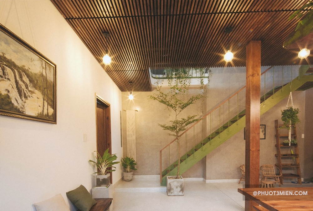 Forest tag homestay
