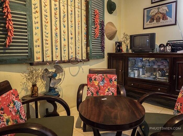 phòng khách homestay 1986 đà nẵng