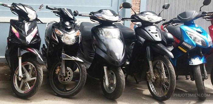 Thuê xe máy ở Vũng Tàu