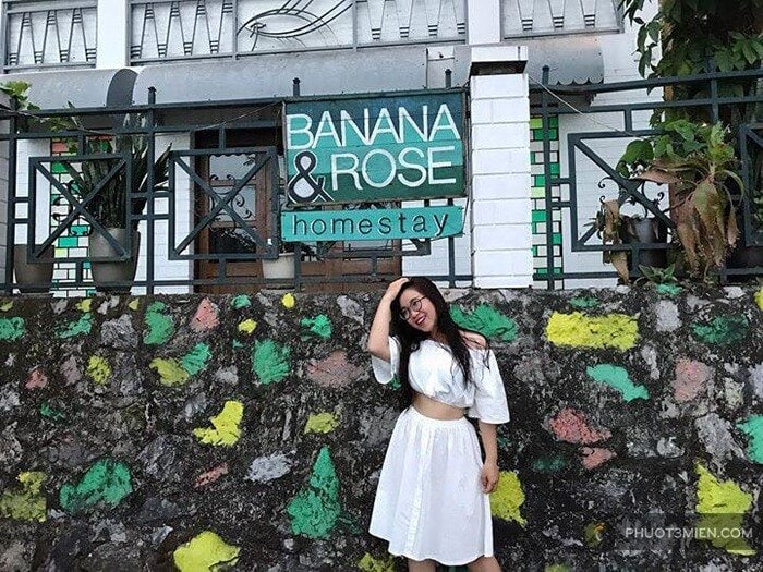 homestay banana &rose-ha-long