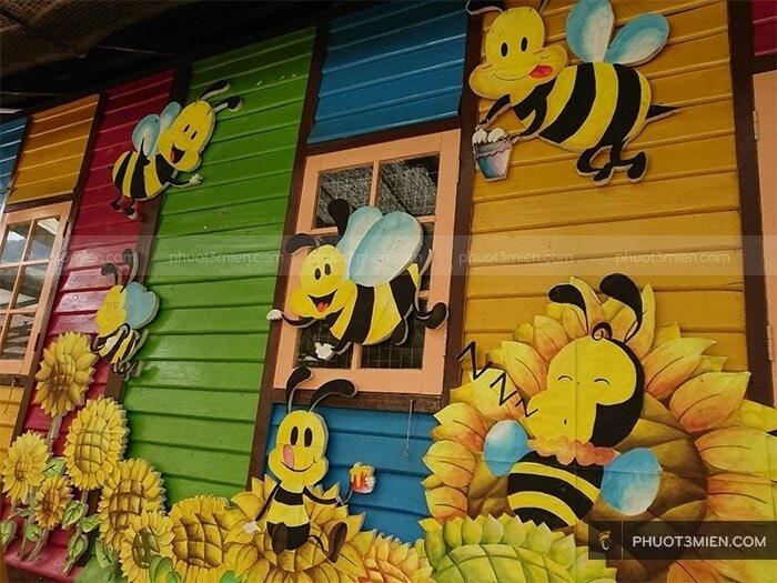 vườn ong ở cameron highlands