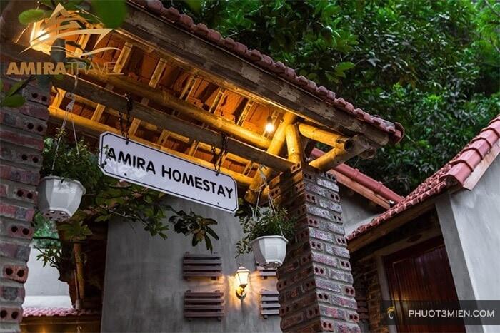 amira homestay tại Hoa Lư gần Tam cốc