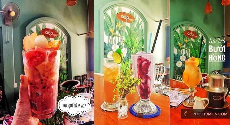 Quán cafe Adp view đẹp ở Đồng Hới