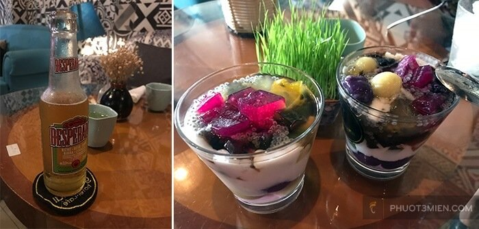 Quán cafe geminai ở Đồng Hới