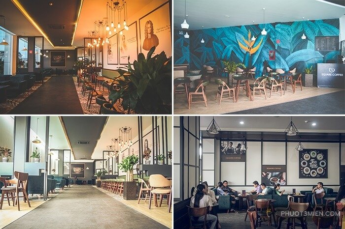 quán cafe đẹp ở Đồng Hới