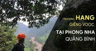 trekking hang giếng vooc