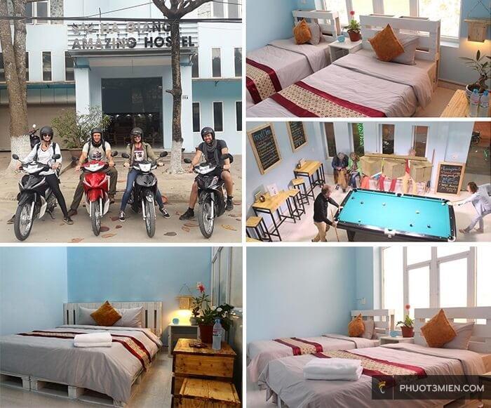 amazing hostel hà giang