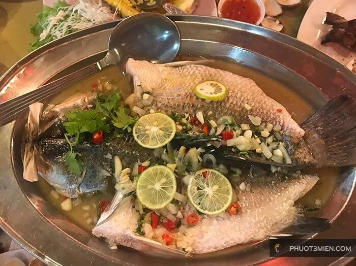 ăn tối ở langkawi