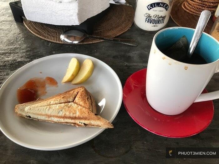ăn sáng ở langkawi