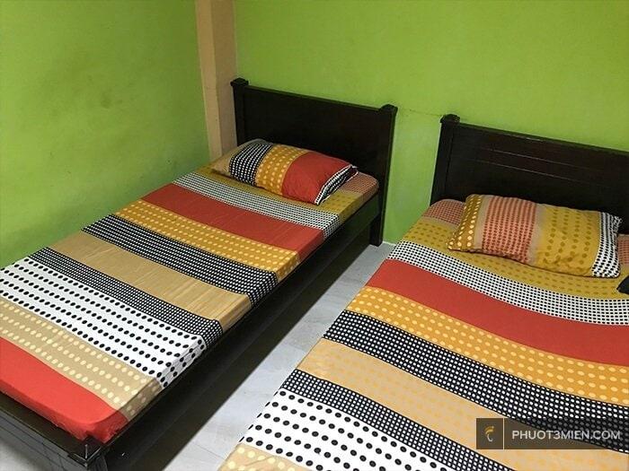 nhà nghỉ ở Kualalumper