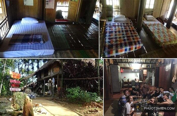 homestay ở Pù Luông