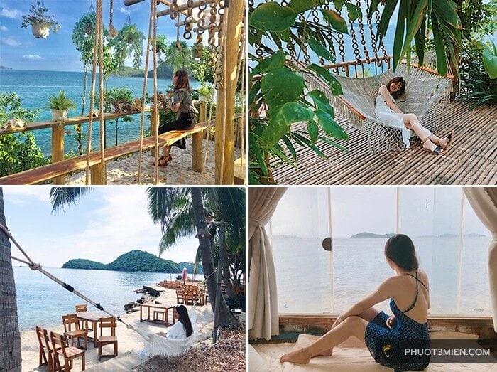 humiso resort đảo nam du