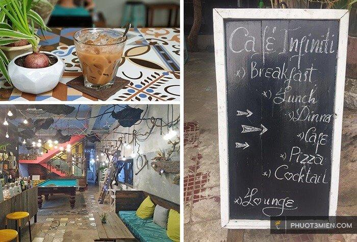 infinitive cafe côn đảo