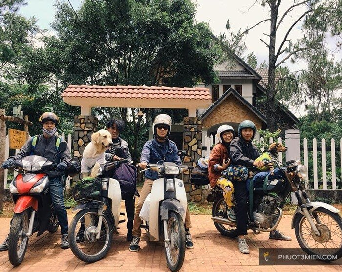 cho thuê xe máy ở kon tum