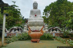 Chùa Thiên Ấn ở Quảng Ngãi
