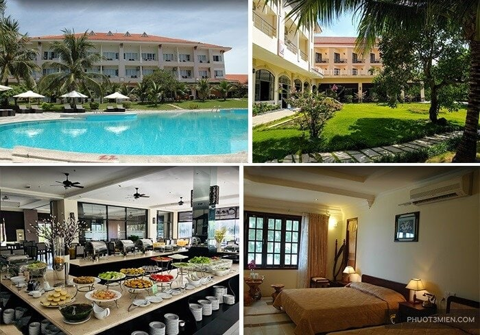 Resort ở Côn Đảo