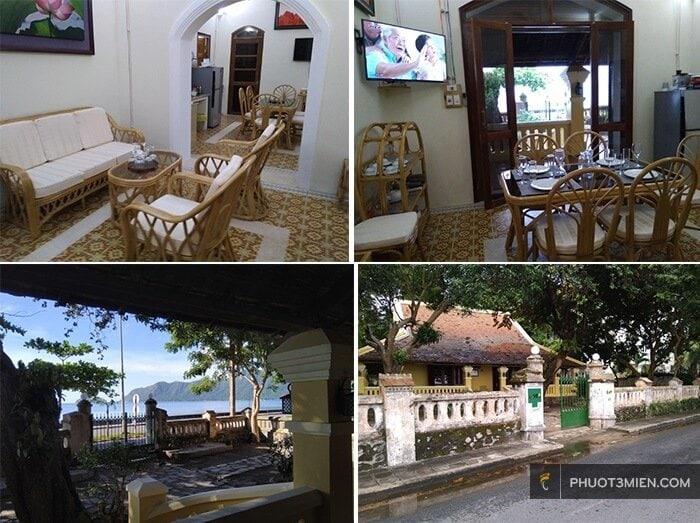 villa ở côn đảo