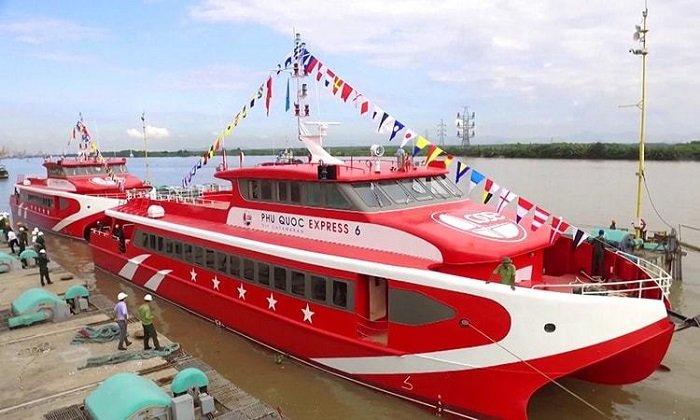 tàu phú quốc express