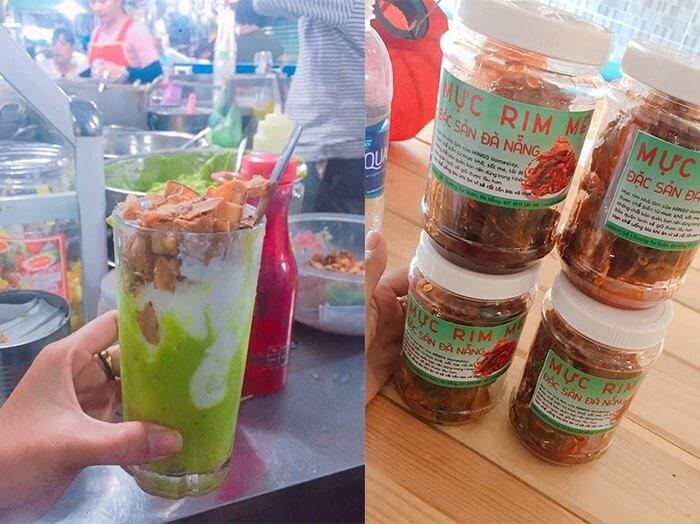 ăn vặt ở Đà Nẵng