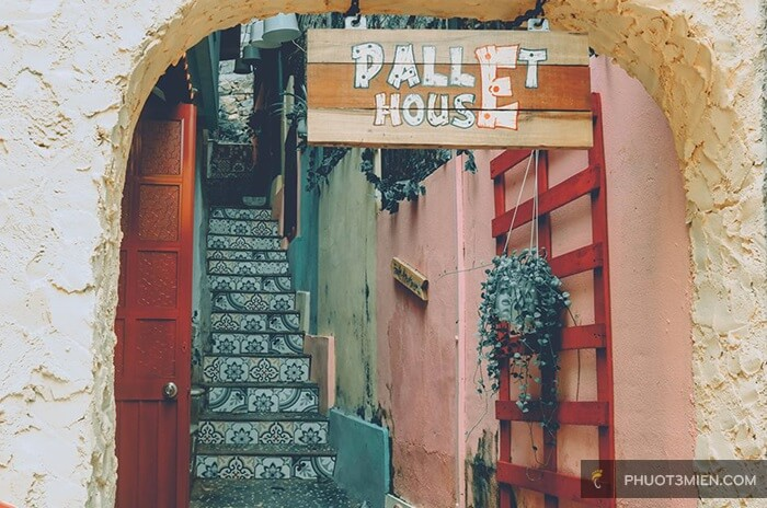 Pallet House Vung Tau Homestay