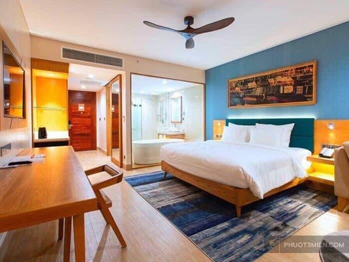 Phòng nghỉ tại MARINA BAY Resort