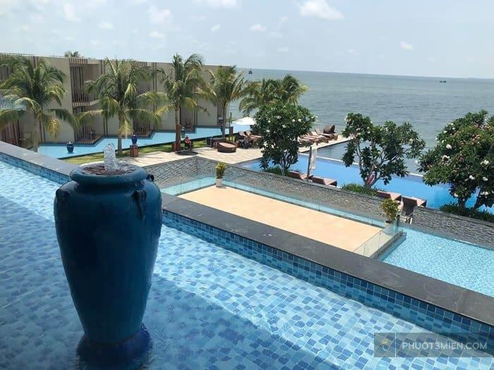 view đẹp tại MARINA BAY Resort