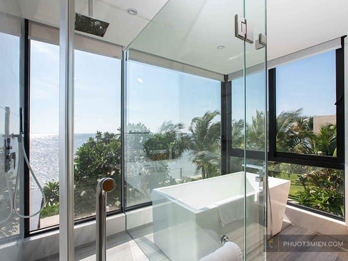 Phòng tắm tại MARINA BAY Resort