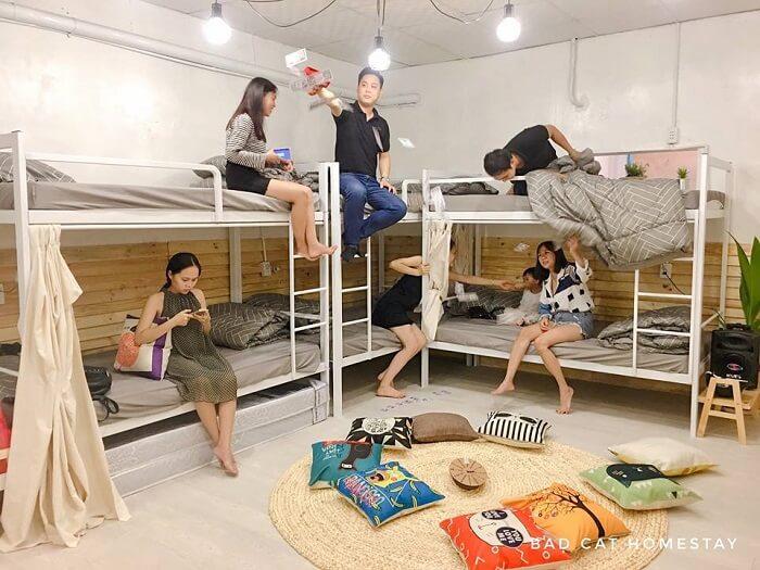 phòng ngủ tại badcat