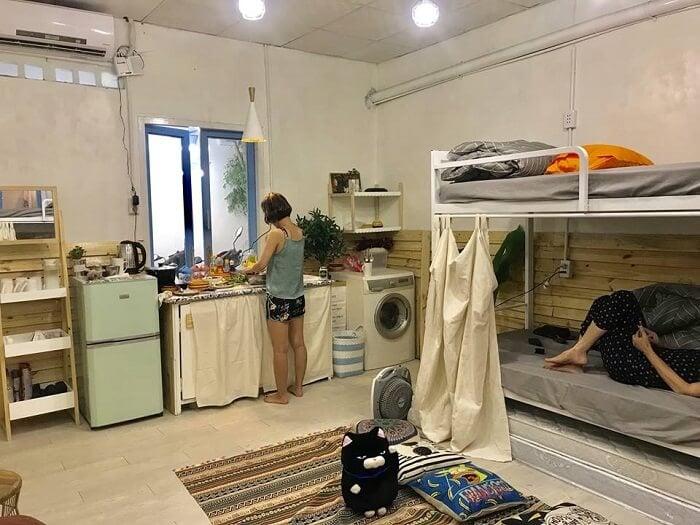 phòng bếp tại badcat