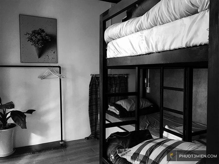 phòng dorm ở bigdog