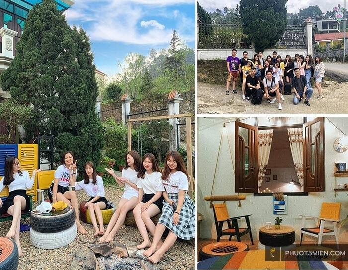 Cà Rem House - homestay cho thuê nguyên căn