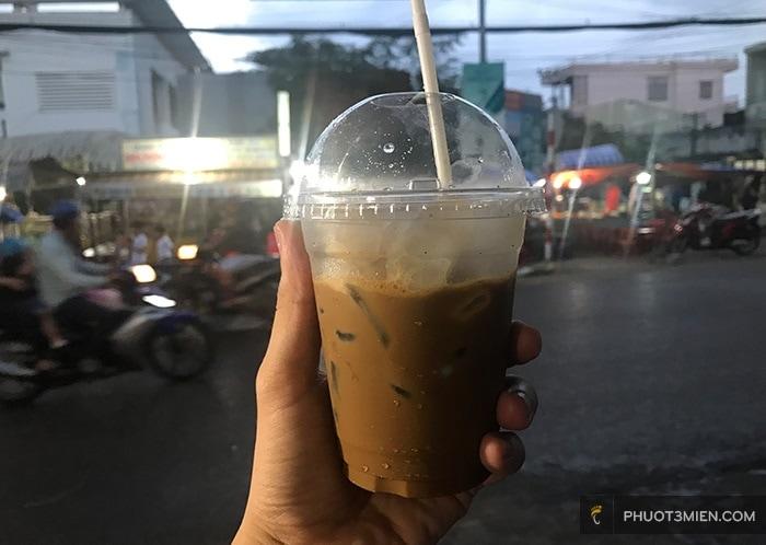 cafe sữa chợ mũi né