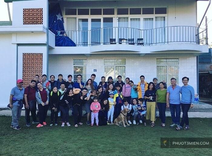 CharmChic-Homestay đẹp ở Bảo Lộc
