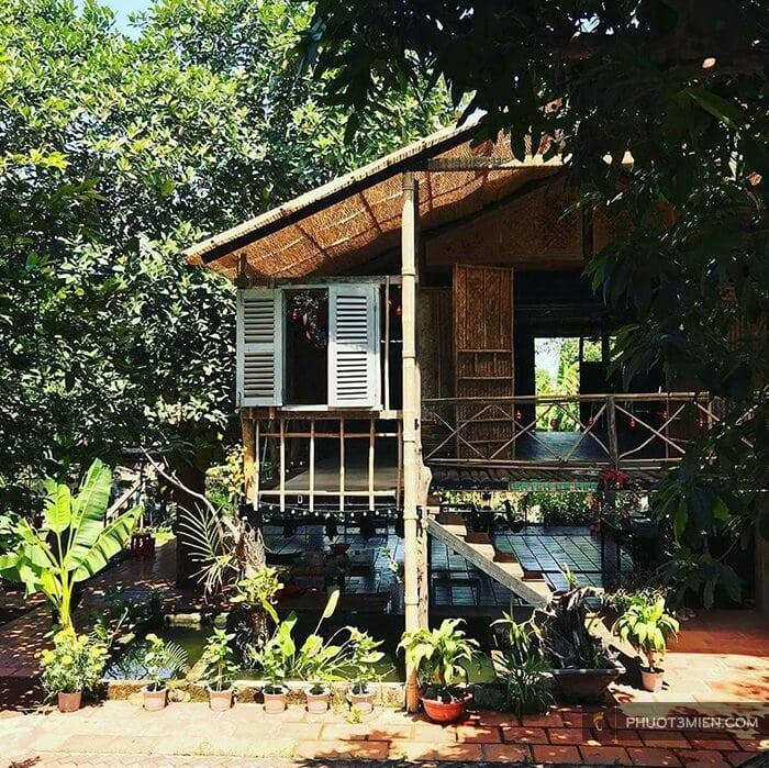 Bà Đất Eco Homestay ở Đồng Nai