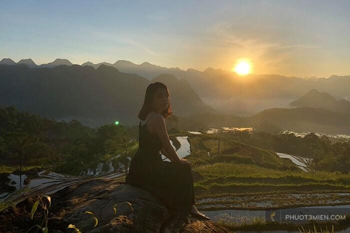 view đẹp ở Pù Luông