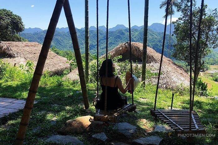 nghỉ dưỡng ở Pù Luông