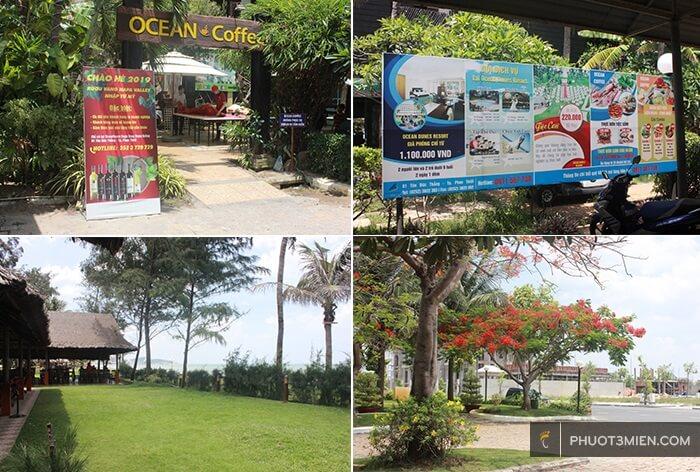 ocean & coffee phan thiết
