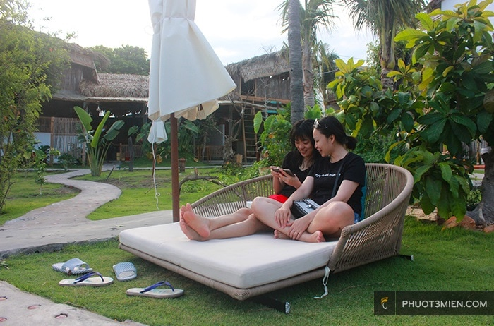 chuyến nghỉ dưỡng tại resort ở phan thiết