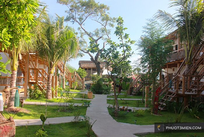 View phòng tại Resort