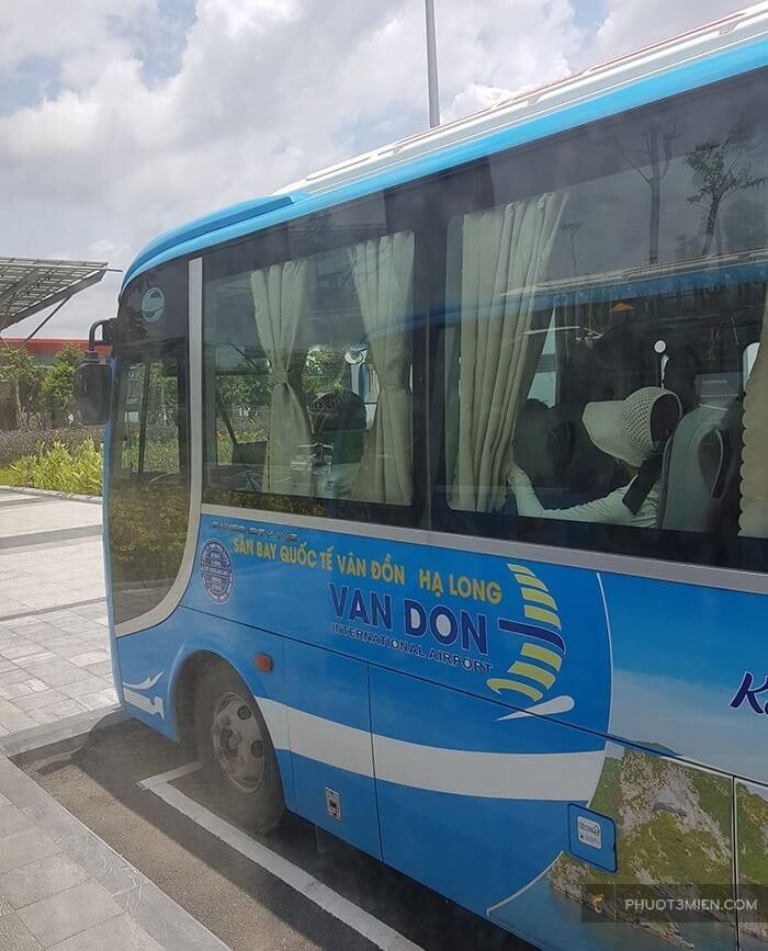 xe bus vân đồn - Ha Long