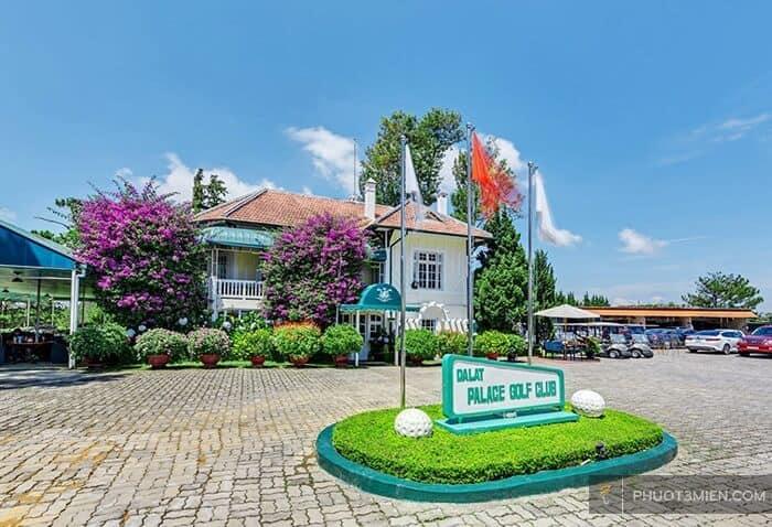 Dalat Palace Heritage Hotel