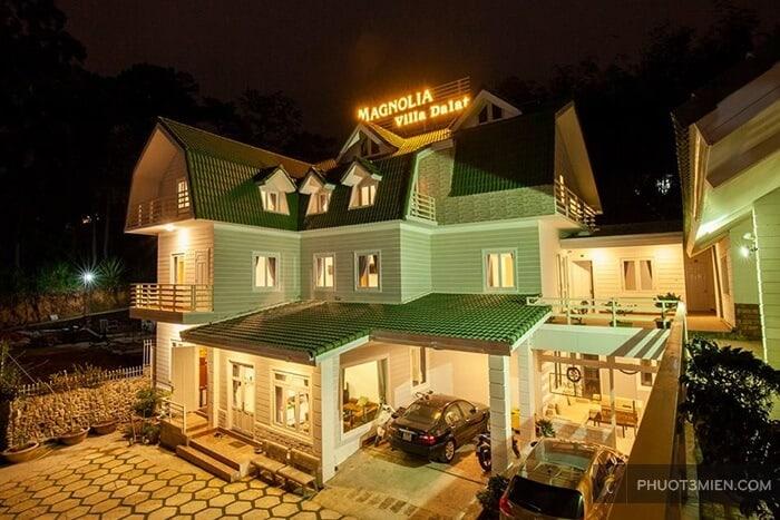 The Magnolia Villa Đà Lạt